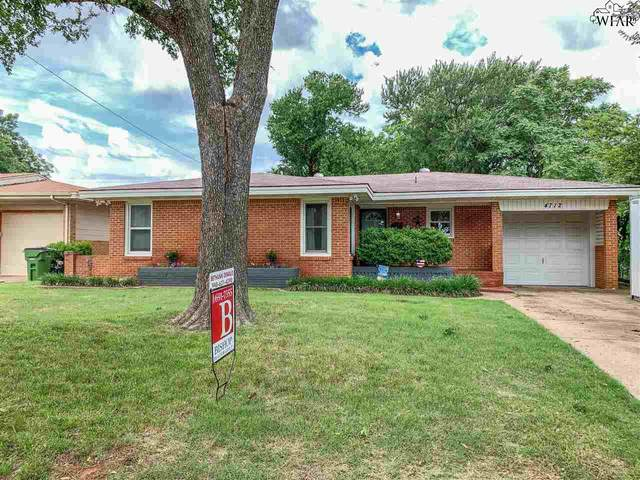 4712 Alamo Drive, Wichita Falls, TX 76302 (MLS #160772) :: Bishop Realtor Group