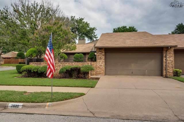 2820 Happy Hollow Drive, Wichita Falls, TX 76308 (MLS #160773) :: WichitaFallsHomeFinder.com