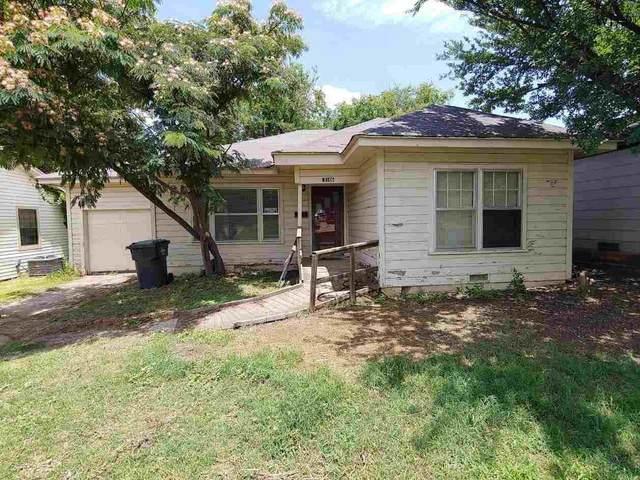 3106 9TH STREET, Wichita Falls, TX 76301 (MLS #160774) :: WichitaFallsHomeFinder.com
