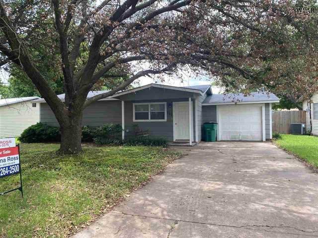 111 James Drive, Iowa Park, TX 76367 (MLS #160776) :: Bishop Realtor Group