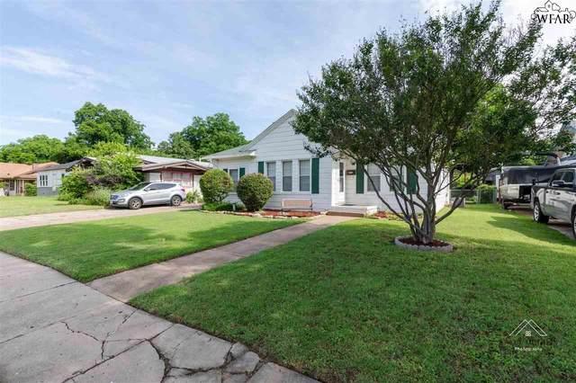 1712 Pearl Avenue, Wichita Falls, TX 76301 (MLS #160781) :: WichitaFallsHomeFinder.com