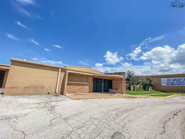 3101 Armory Road, Wichita Falls, TX 76302 (MLS #160783) :: Bishop Realtor Group