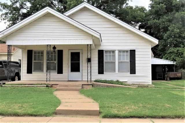 1634 Dayton Avenue, Wichita Falls, TX 76301 (MLS #160784) :: Bishop Realtor Group