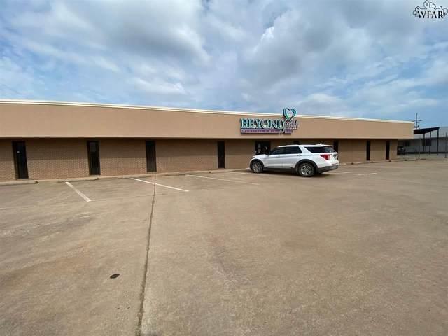 3010 Buchanan Street, Wichita Falls, TX 76308 (MLS #160785) :: WichitaFallsHomeFinder.com