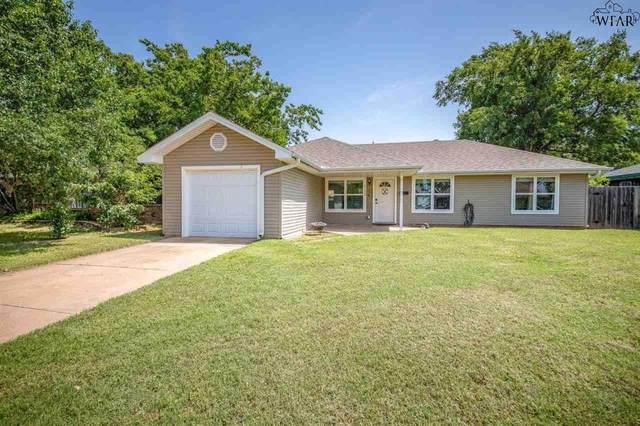 4126 Moffett Avenue, Wichita Falls, TX 76308 (MLS #160791) :: Bishop Realtor Group
