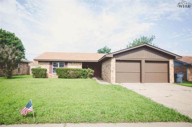 2117 Selma Drive, Wichita Falls, TX 76306 (MLS #160792) :: Bishop Realtor Group