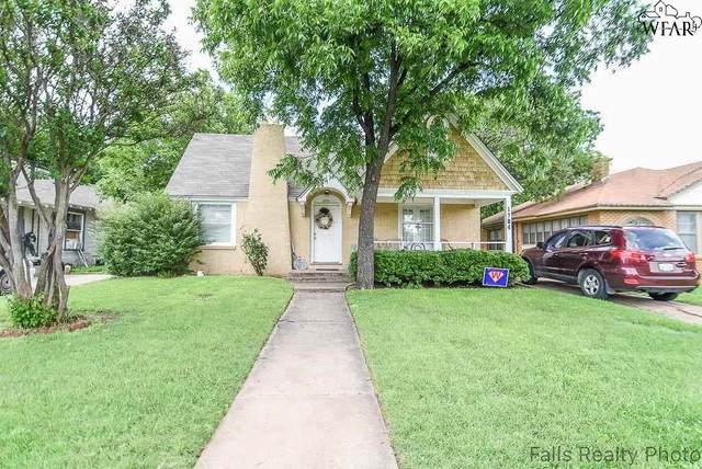1704 Mcgregor Avenue, Wichita Falls, TX 76301 (MLS #160798) :: Bishop Realtor Group
