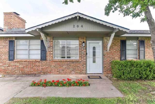 204 Loch Lomond Drive, Wichita Falls, TX 76302 (MLS #160805) :: WichitaFallsHomeFinder.com