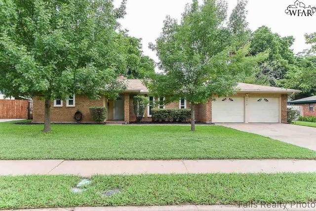 3518 Kent Lane, Wichita Falls, TX 76308 (MLS #160815) :: WichitaFallsHomeFinder.com