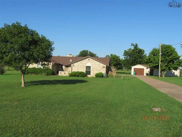 8862 Sandy Road, Wichita Falls, TX 76306 (MLS #160816) :: Bishop Realtor Group