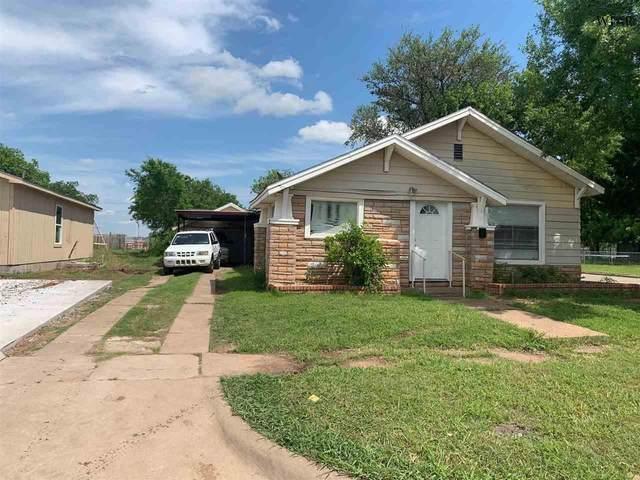 1815 Polk Street, Wichita Falls, TX 76301 (MLS #160819) :: WichitaFallsHomeFinder.com