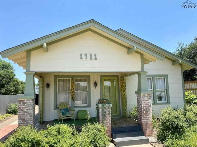 1711 Hayes Street, Wichita Falls, TX 76309 (MLS #160820) :: Bishop Realtor Group