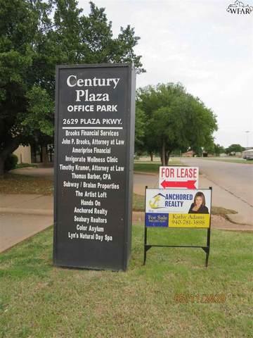 2629 Plaza Parkway, Wichita Falls, TX 76308 (MLS #160824) :: WichitaFallsHomeFinder.com