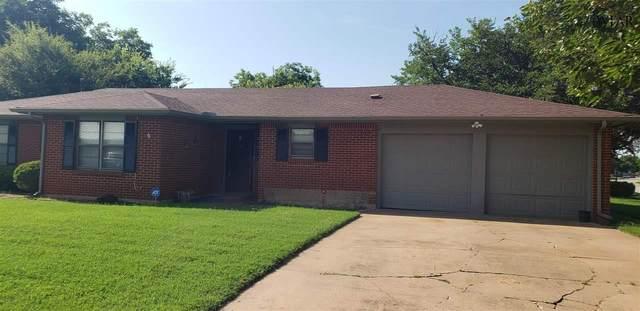 5115 Catskills Drive, Wichita Falls, TX 76310 (MLS #160827) :: WichitaFallsHomeFinder.com
