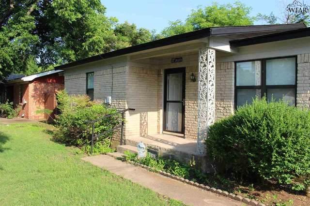 3157 Jacqueline Road, Wichita Falls, TX 76306 (MLS #160830) :: Bishop Realtor Group