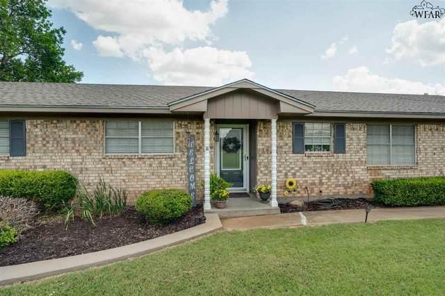 8395 Ponderosa Road, Wichita Falls, TX 76310 (MLS #160837) :: Bishop Realtor Group