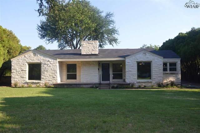 3708 Kessler Boulevard, Wichita Falls, TX 76309 (MLS #160838) :: Bishop Realtor Group