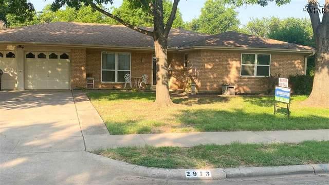 2913 Radney Lane, Wichita Falls, TX 76309 (MLS #160840) :: Bishop Realtor Group