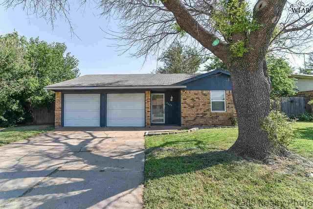 4625 Jennings Avenue, Wichita Falls, TX 76310 (MLS #160841) :: Bishop Realtor Group