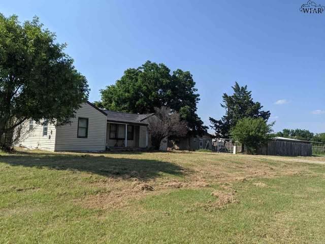 108 W Ward Street, Petrolia, TX 76377 (MLS #160844) :: Bishop Realtor Group