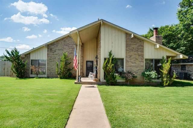 1 Brenna Drive, Wichita Falls, TX 76302 (MLS #160847) :: WichitaFallsHomeFinder.com