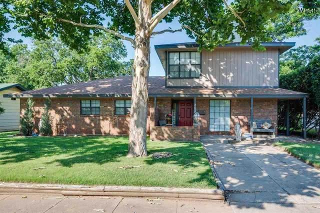 2823 Fleming Road, Wichita Falls, TX 76308 (MLS #160850) :: Bishop Realtor Group