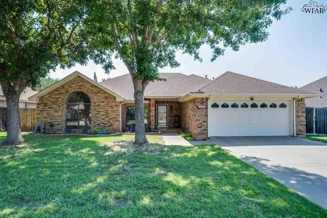 3005 Lombard Drive, Wichita Falls, TX 76309 (MLS #160851) :: Bishop Realtor Group