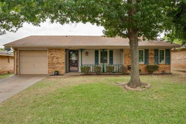 1311 Mockingbird Street, Iowa Park, TX 76367 (MLS #160856) :: Bishop Realtor Group