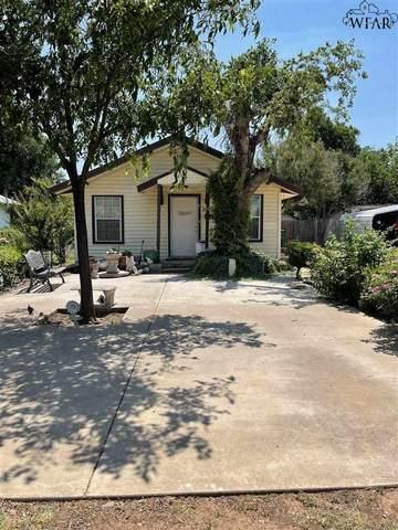 2411 Grant Street, Wichita Falls, TX 76301 (MLS #160858) :: WichitaFallsHomeFinder.com