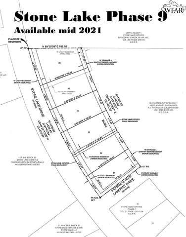 Lot 33 Stone Lake, Wichita Falls, TX 76310 (MLS #160866) :: WichitaFallsHomeFinder.com