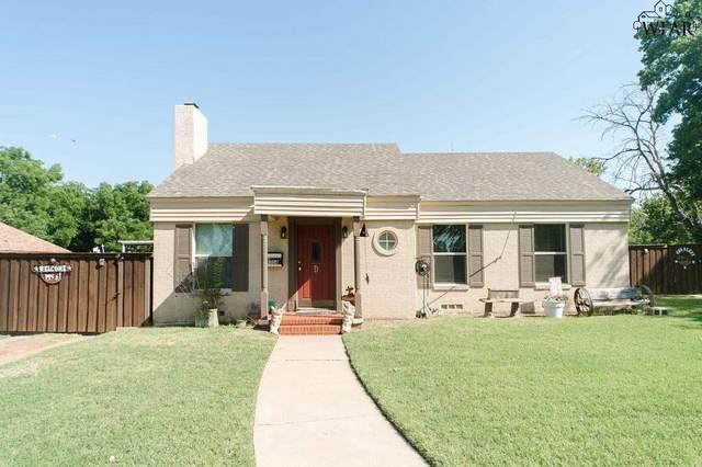 3304 Cumberland Avenue, Wichita Falls, TX 76309 (MLS #160870) :: Bishop Realtor Group