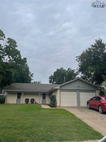 4640 El Capitan Drive, Wichita Falls, TX 76310 (MLS #160881) :: Bishop Realtor Group