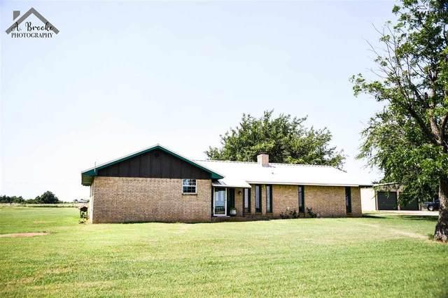 192 Fm 1177, Wichita Falls, TX 76305 (MLS #160882) :: Bishop Realtor Group