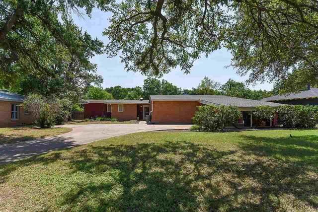 4705 Nursery Street, Wichita Falls, TX 76302 (MLS #160883) :: Bishop Realtor Group