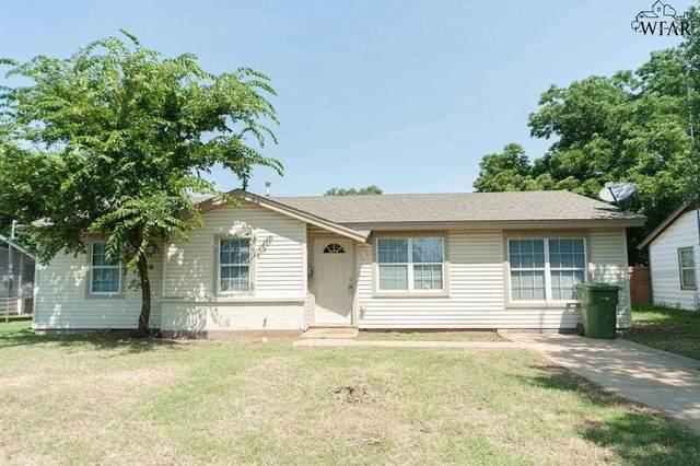 1434 Harris Lane, Wichita Falls, TX 76309 (MLS #160886) :: Bishop Realtor Group