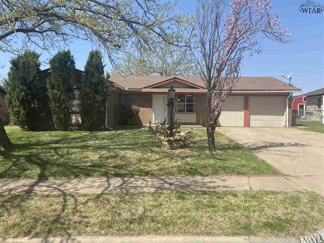 4612 Tammy Drive, Wichita Falls, TX 76306 (MLS #160888) :: Bishop Realtor Group