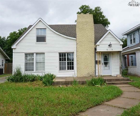 2104 Hayes Street, Wichita Falls, TX 76309 (MLS #160889) :: Bishop Realtor Group