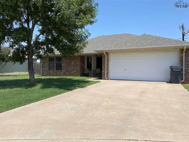 4 Johnathan Place, Wichita Falls, TX 76310 (MLS #160893) :: Bishop Realtor Group