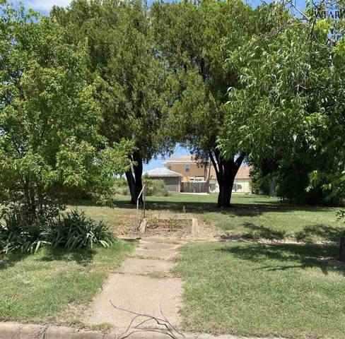 1105 Burnett Street, Wichita Falls, TX 76301 (MLS #160932) :: WichitaFallsHomeFinder.com