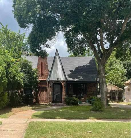 1668 Ardath Avenue, Wichita Falls, TX 76301 (MLS #160949) :: WichitaFallsHomeFinder.com