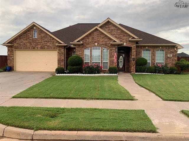 4106 Candlewood Circle, Wichita Falls, TX 76308 (MLS #160953) :: WichitaFallsHomeFinder.com