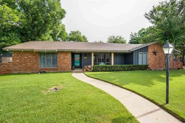 4516 Shady Lane, Wichita Falls, TX 76309 (MLS #160961) :: WichitaFallsHomeFinder.com