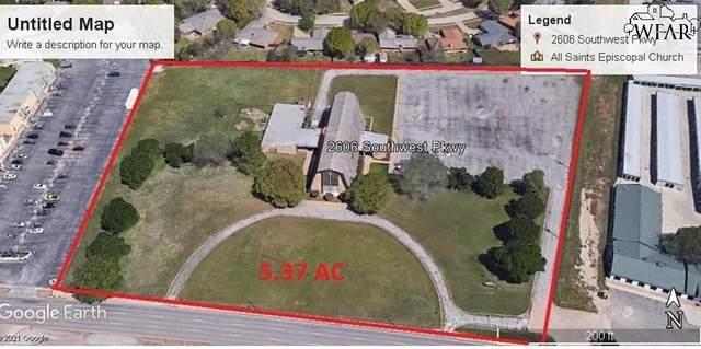 2606 Southwest Parkway, Wichita Falls, TX 76308 (MLS #160975) :: Bishop Realtor Group