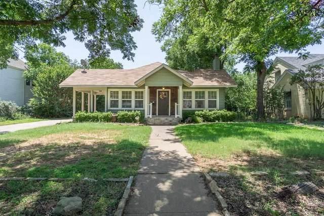 1807 Speedway Avenue, Wichita Falls, TX 76301 (MLS #160976) :: WichitaFallsHomeFinder.com