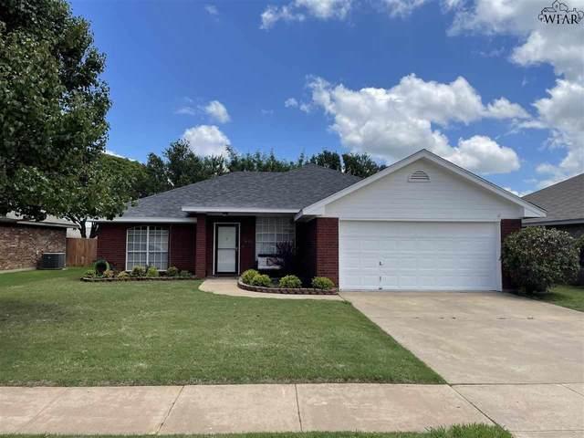 5415 Long Leaf Drive, Wichita Falls, TX 76310 (MLS #160991) :: Bishop Realtor Group