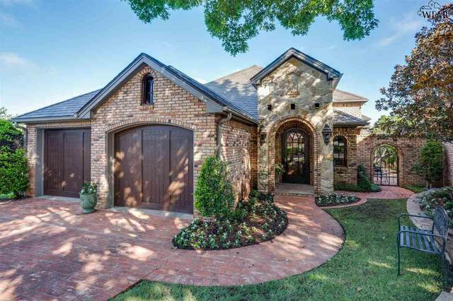 4 Chateau Court, Wichita Falls, TX 76302 (MLS #160993) :: Bishop Realtor Group
