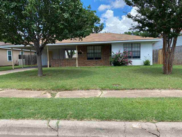 4110 Moffett Avenue, Wichita Falls, TX 76308 (MLS #160999) :: WichitaFallsHomeFinder.com