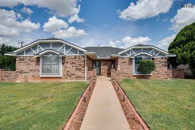 1 Mcnabb Circle, Wichita Falls, TX 76306 (MLS #161009) :: WichitaFallsHomeFinder.com