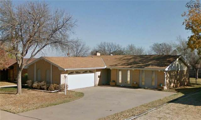5509 Castle Drive, Wichita Falls, TX 76306 (MLS #161015) :: WichitaFallsHomeFinder.com