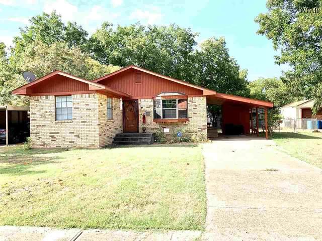 2935 Hunter Street, Wichita Falls, TX 76308 (MLS #161017) :: WichitaFallsHomeFinder.com